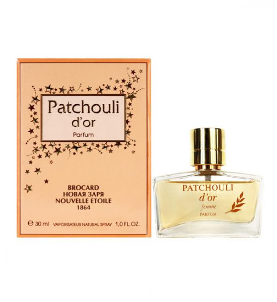 Новая Заря Золотая Пачули Patchouli D'or