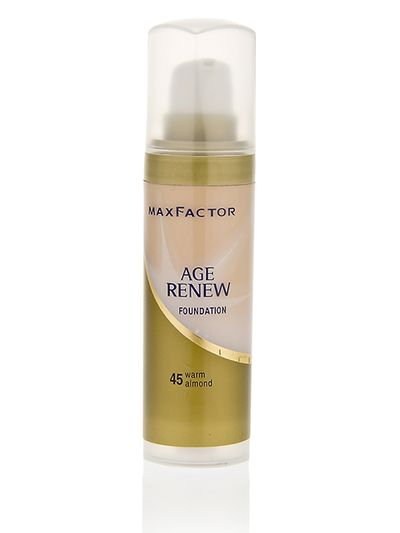 Max Factor Тональная основа Age Renew Foundation