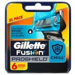 ������� ������, ������� Gillette Fusion ProShield Chill