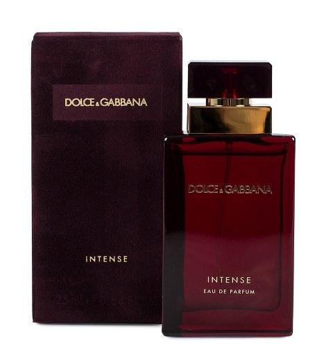 D&G Dolce & Gabbana Pour Femme Intense Дольче и Габбана для женщин ...