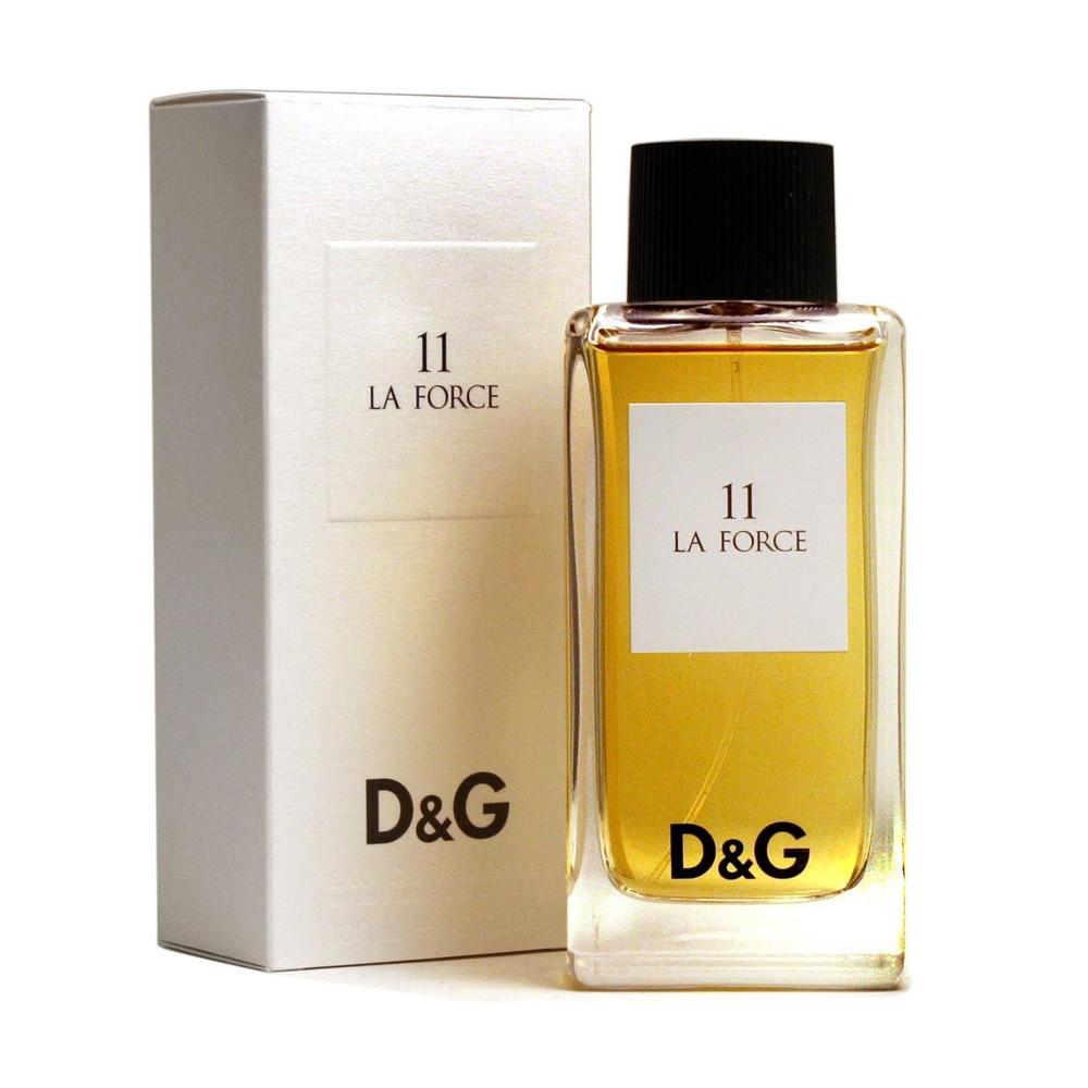 D&G Dolce & Gabbana 11 La Force Дольче и Габбана 11 Сила унисек ...