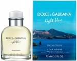Dolce & Gabbana Light Blue Pour Homme Discover Vulcano